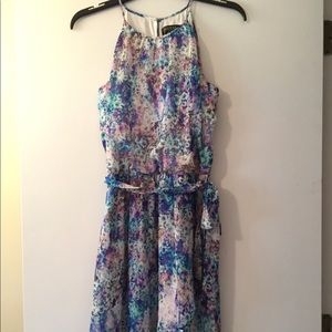 Guess floral round neck size 0